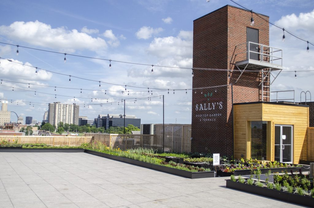 Sally's Rooftop Garden & Terrace | Special Event Venues