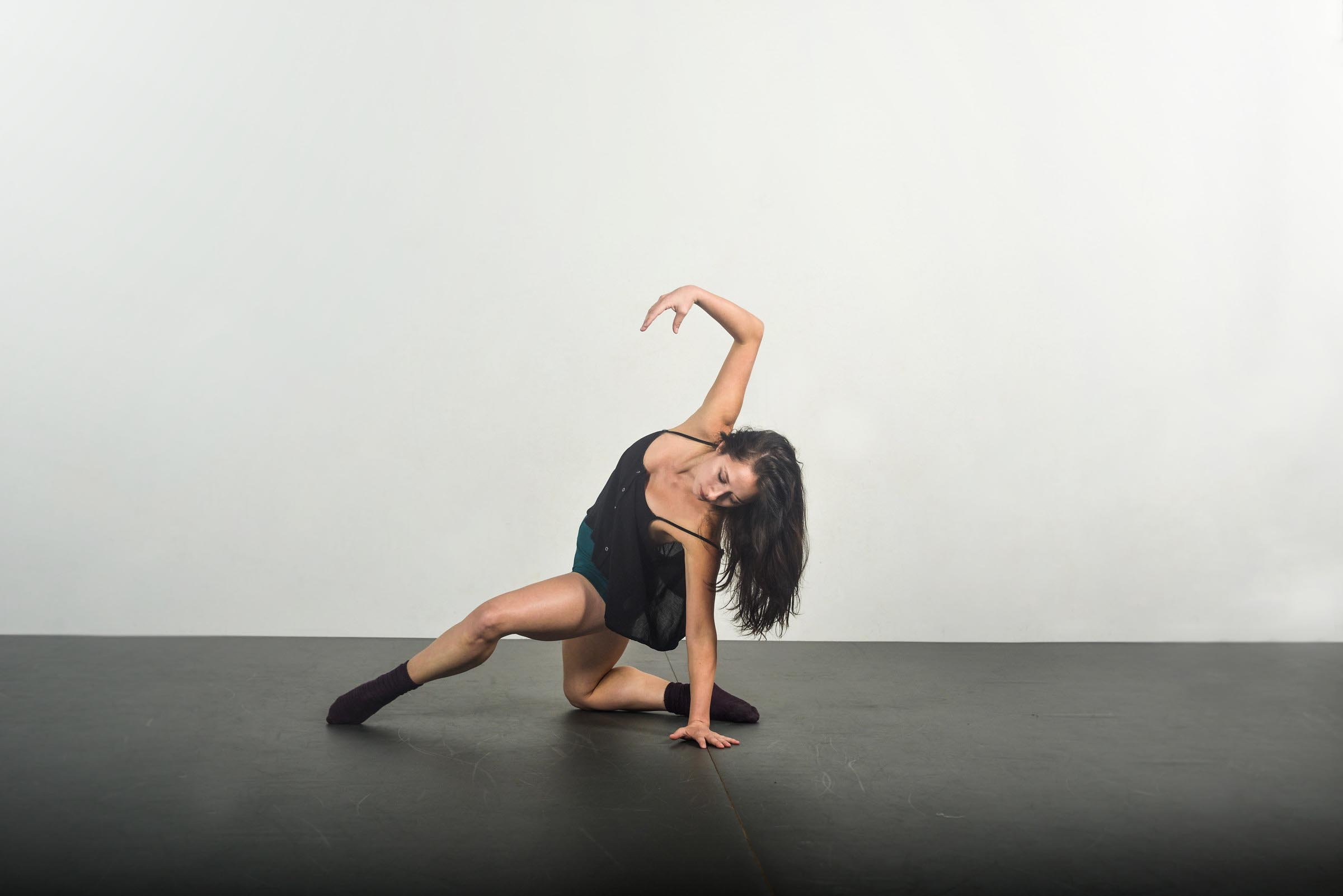 Arica Brown of Consuming Kinetics Dance Company