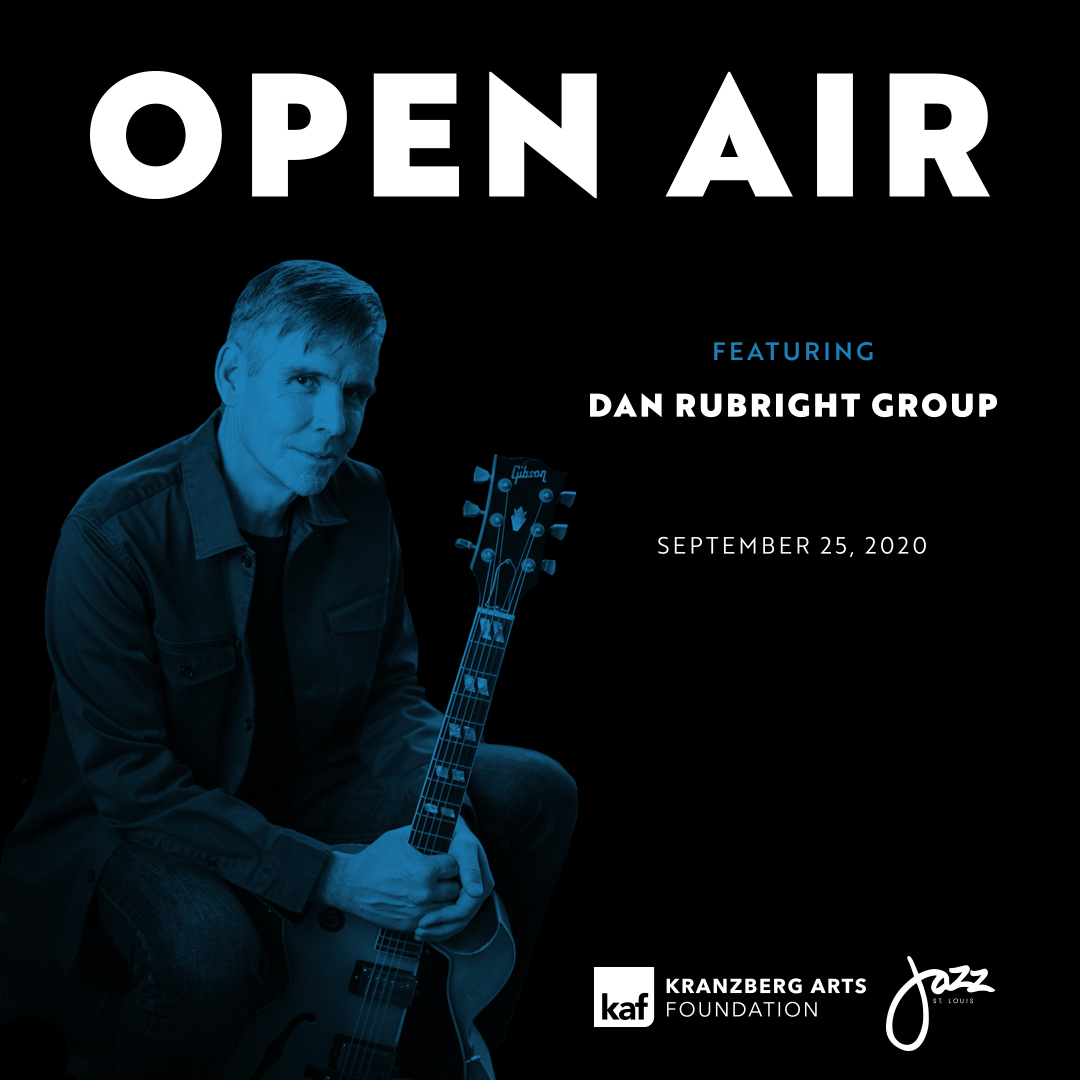 Open Air ft. Dan Rubright Group on Sept. 25, 2020 outside The Grandel