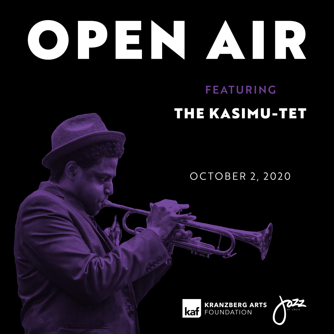 Open Air ft. The Kasimu-tet on Oct. 2, 2020 outside The Grandel