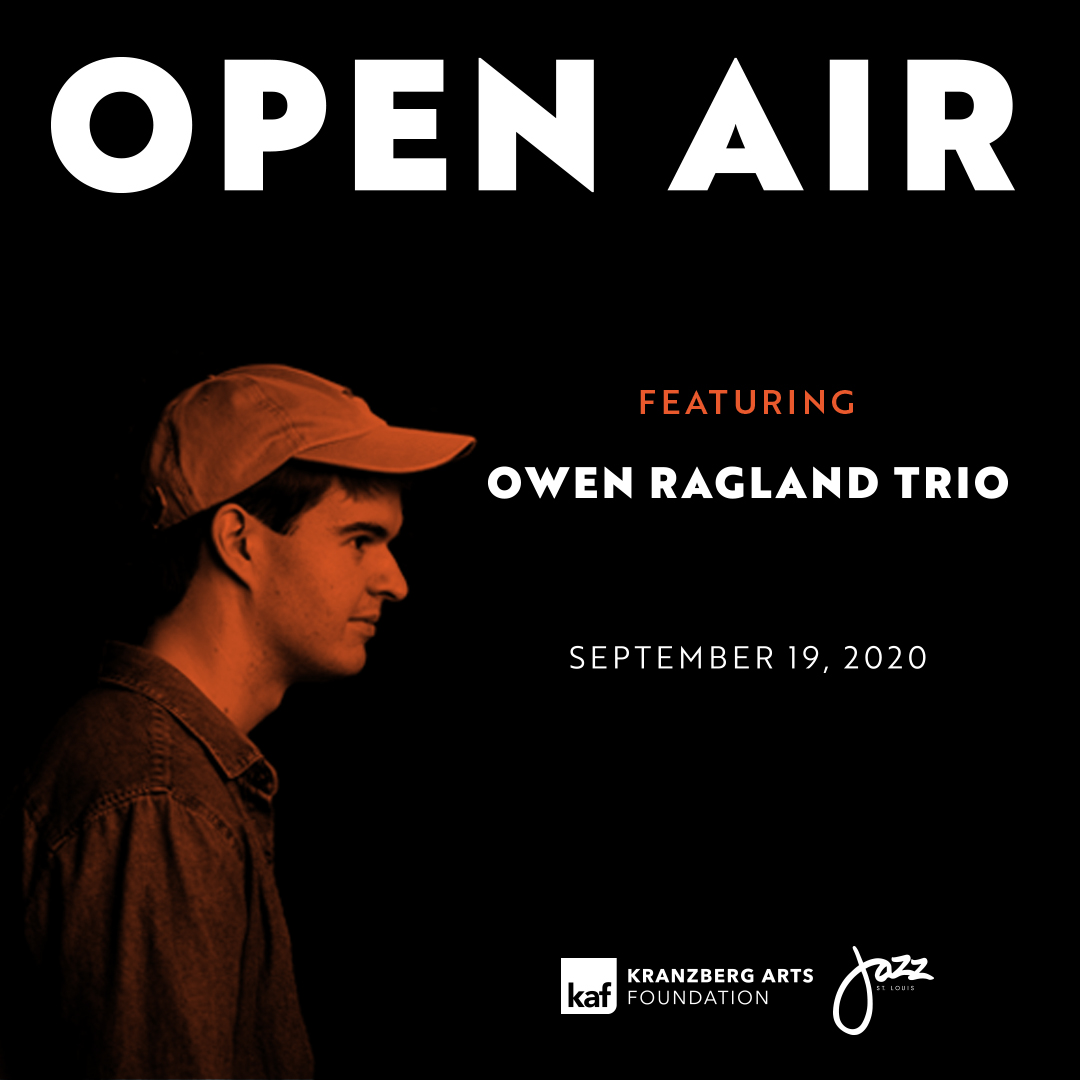 Open Air ft. Owen Ragland Trio on Sept. 19, 2020 outside The Grandel
