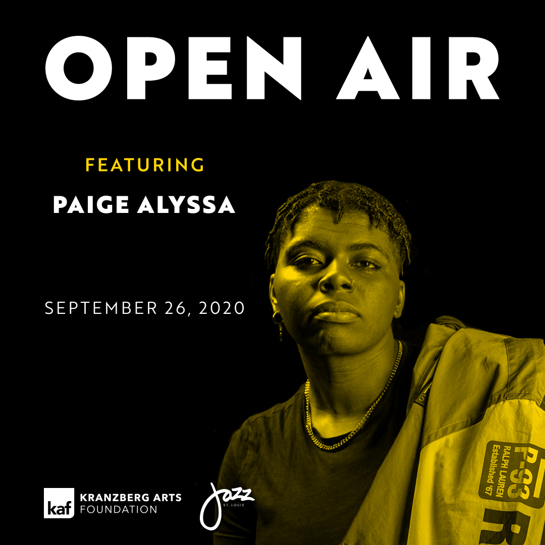 Open Air ft. Paige Alyssa on Sept. 26, 2020 outside The Grandel