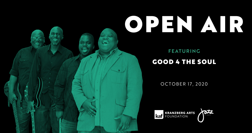 Good 4 The Soul performs during Open Air outside The Grandel on Oct. 17, 2020