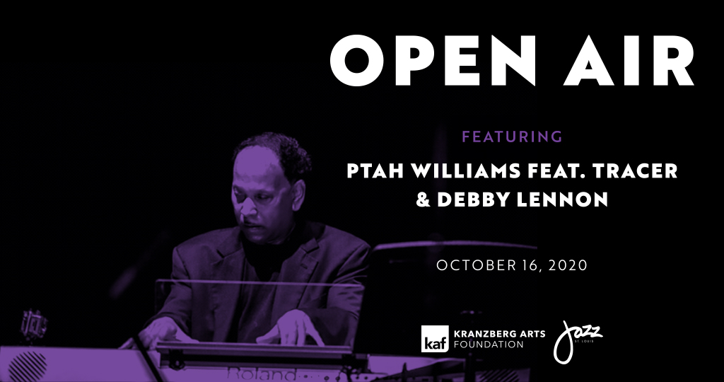 Ptah Williams ft. Tracer with Debby Lennon perform during Open Air outside The Grandel on Oct. 16, 2020